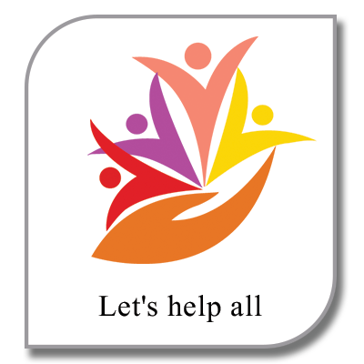 Let's Help All NGO Logo